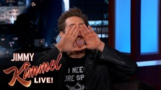 Jim Carrey's Secret Hand Signal thumbnail