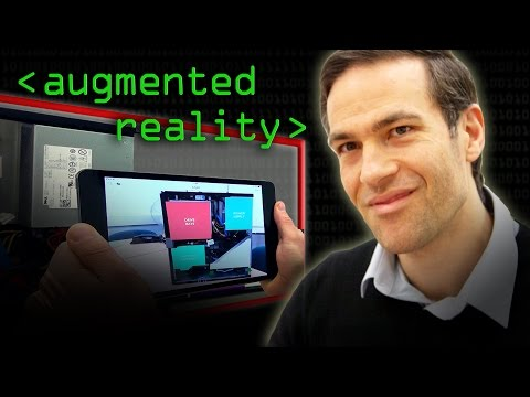 Augmented Reality (AR) - Computerphile