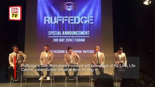 #Showbiz: Early bird tickets for Ruffedge anniversary concert almost sold out