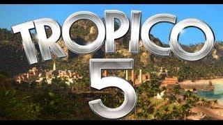Tropico 5 Ep 1 - My Own Little Island Paradise