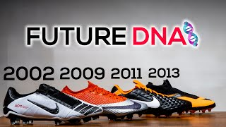 Newtro Vibe Nike Football Boots | Nike Future DNA | Air Zoom Total 90 II