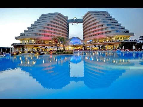 Miracle Resort 5 - Турция, Анталья (достойный отель Турции)