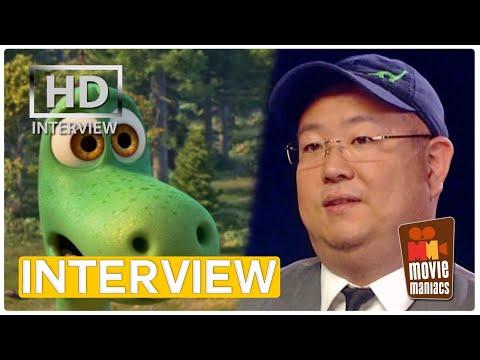 The Good Dinosaur | Peter Sohn & Denise Ream exclusive interview (2015) Mp3