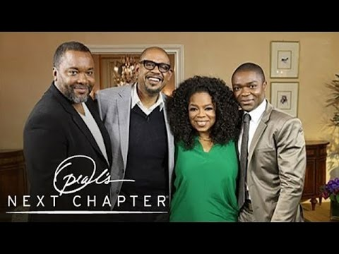 "The Cast of ""The Butler"" on Oprah's Next Chapter 