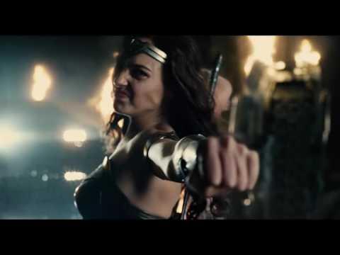 Alive - Wonder Woman