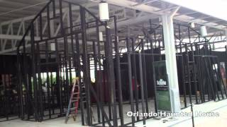 Universal Orlando's Halloween Horror Nights Construction Update 1