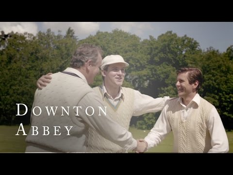 The Cricket Match | Downton Abbey | Season 3