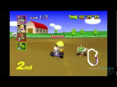 Mario Kart Franchise Retrospective