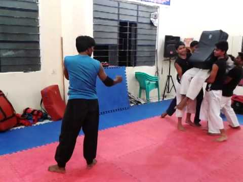 institute of martial art ,patna