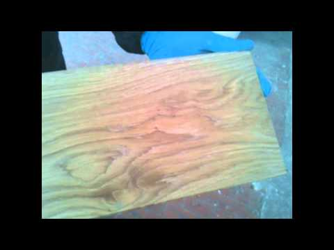 LIVOS oil on parquet wood floor HOLZBARMEN - LBSS GmbH - Germany