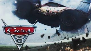 "Reaction | Тизер-Трейлер ""Тачки 3/Cars 3"""