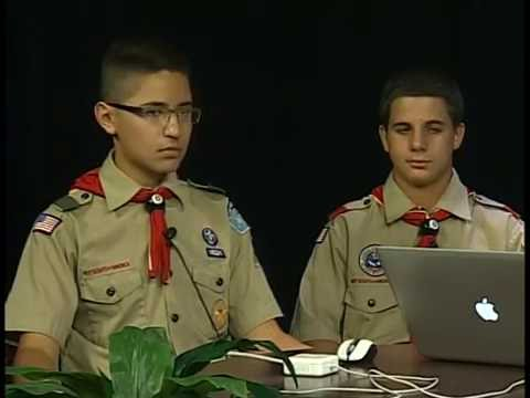 Troop 8 Staten Island Cable TV Interview