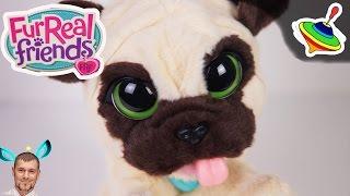 Игривый щенок FurReal Friends ДжейДжей интерактивный JJ