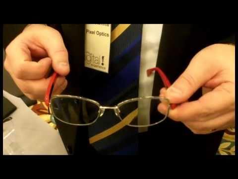 Pixel Optics shows Gizmag its emPower glasses