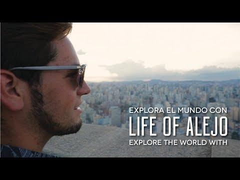 LIFE OF ALEJO: La Vuelta Alrededor del MUNDO!
