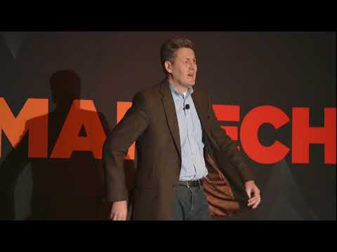 View from the Executive Suite: Using MarTech to Scale the AT&T Experience