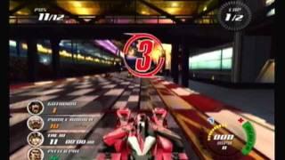 Speed Racer: The Hangul Gameplay (Wii)