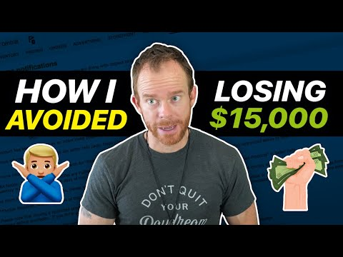 Watch this BEFORE you launch your Amazon product! How I avoided losing $15,000