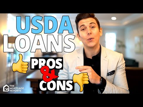 USDA Loan Pros & Cons - What You Need To Know