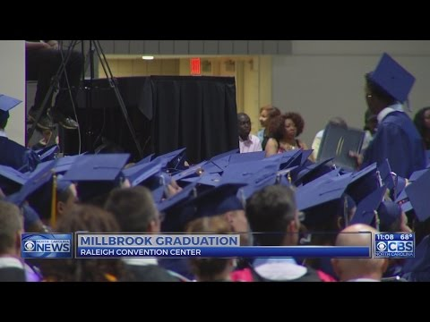 2 Millbrook High students overcome great obstacles to graduate