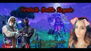 Fortnite Battle Royale | New Game Mode & Skins | Road To 2k Subs | Solo, Duo & Squads