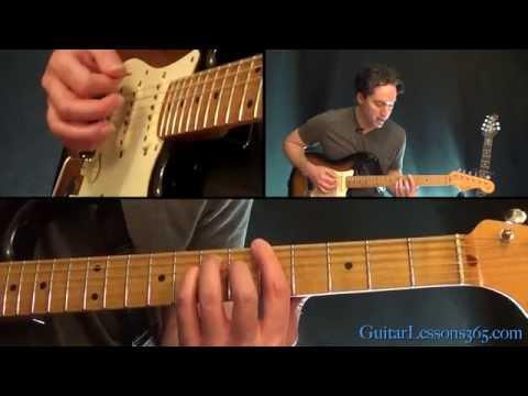 21 Guns Guitar Lesson - Green Day