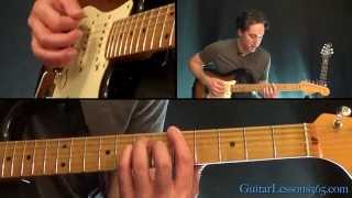 21 Guns Guitar Lesson - Green Day