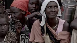 South Sudan children's prayer for peace