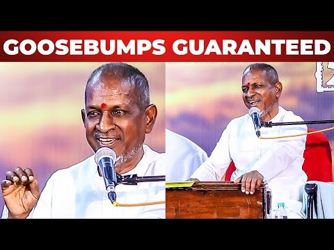 Thendral Vanthu Theendum Pothu Song - Live Performance by Ilayaraja | Goosebumps Guaranteed