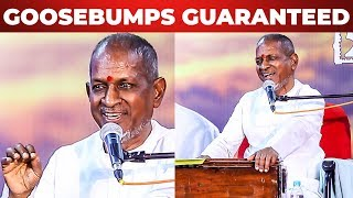 Thendral Vanthu Theendum Pothu Song – Live Performance by Ilayaraja | Goosebumps Guaranteed