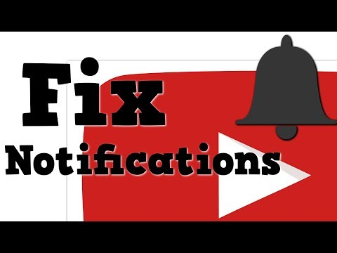 Youtube notifications not working - How to fix