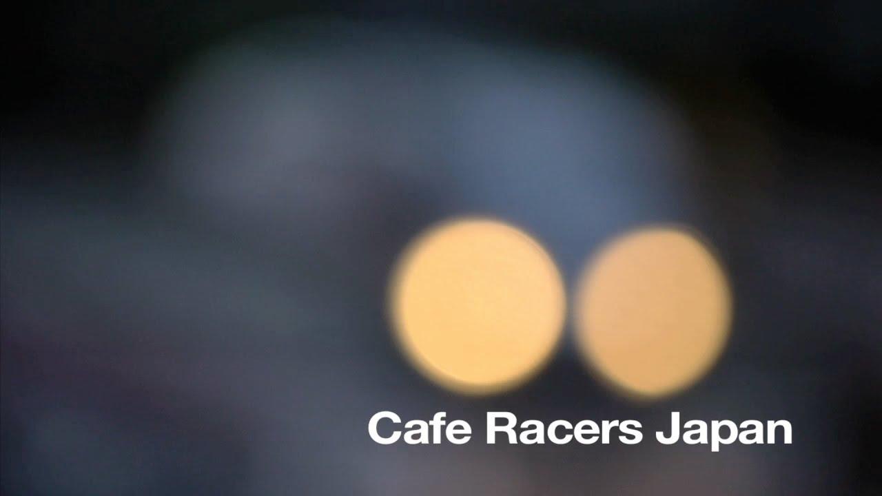 画像: Cafe Racers Japan www.youtube.com