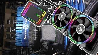 Gambar cover CPU Wasserkühlung Preis Leistung TOP von ALSEYE HALO H240