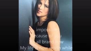 Jaci Velasquez - Imagine Me Without You (with Lyrics)