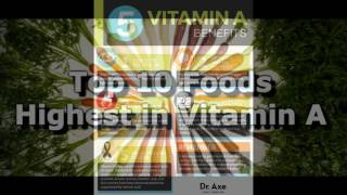 Vitamin A /DEFICIENCY AND EVERYTHING YOU NEED TO KNOW ABOUT !