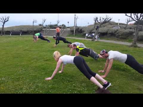 Fit challenge basque