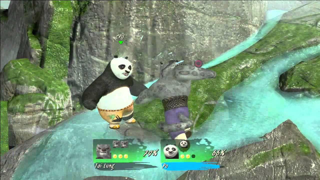 Kung Fu Panda - Tai Lung's Hokuto Hyakuretsu Ken