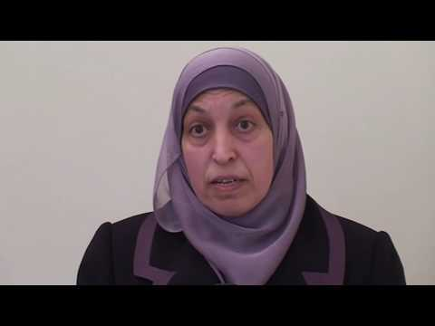 Interview with Randa Al Khaldi, TUWHS