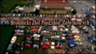 V Brodnicki Zlot Pojazdów Zabytkowych - relacja Legendy Klasyki Niepodległości