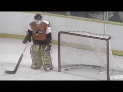 Gretzky's 5 Goals to make it 50 in 39 Games