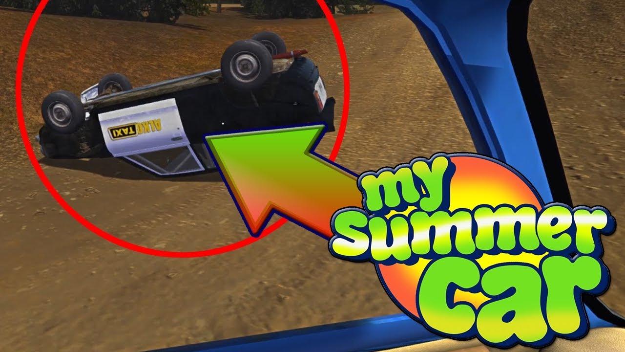 MECHANIK UKRADŁ MÓJ SAMOCHÓD – My Summer Car #74