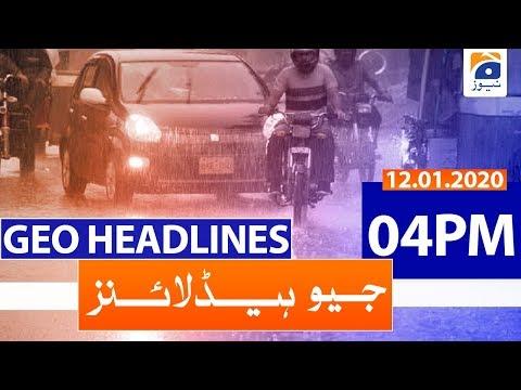 Geo Headlines 04