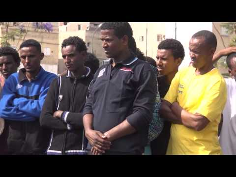 INSIGHT - AFRICAN REFUGEES: SINAI'S CAPTIVES - 04/21/2014