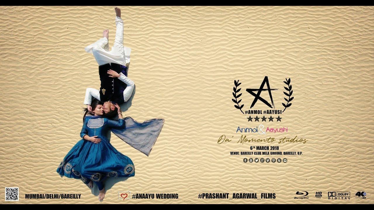 #anaayuwedding / Da' Momento Studios / Prashant Agarwal / Best Pre wedding video 2020 / ramnagar
