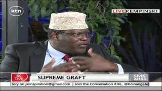 MIGUNA: How Ahmednasir took advantage of Kidero's woes during election petition