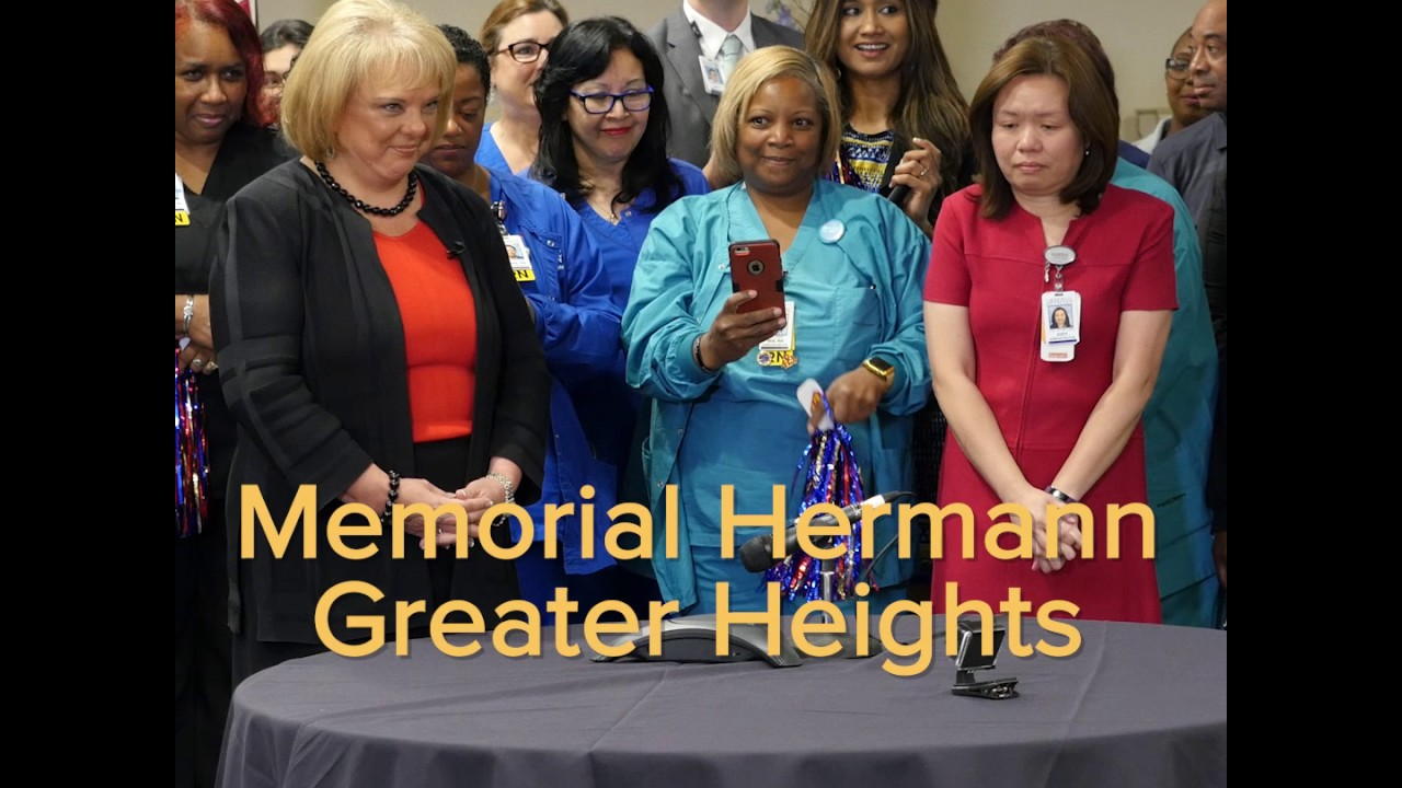 Memorial Hermann Greater Heights receives Magnet designation