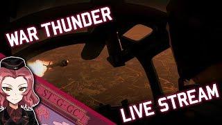 PANZER VOR!! | War Thunder Live Stream