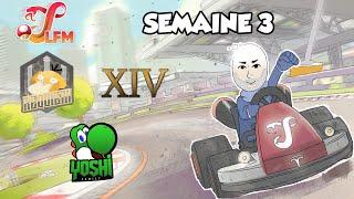LFM SEMAINE 4 - Re; vs XIV vs YF