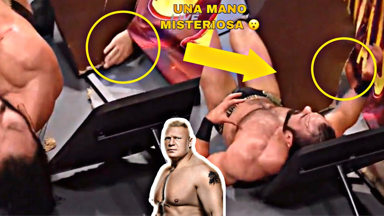 La Verdad de la Mano Misteriosa en Hell in A Cell 2021 - Era Brock Lesnar o Becky Lynch?