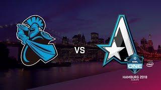 NewBee vs Aster , ESL Closed Quals CN, bo3, game 1 [Lex & 4ce]